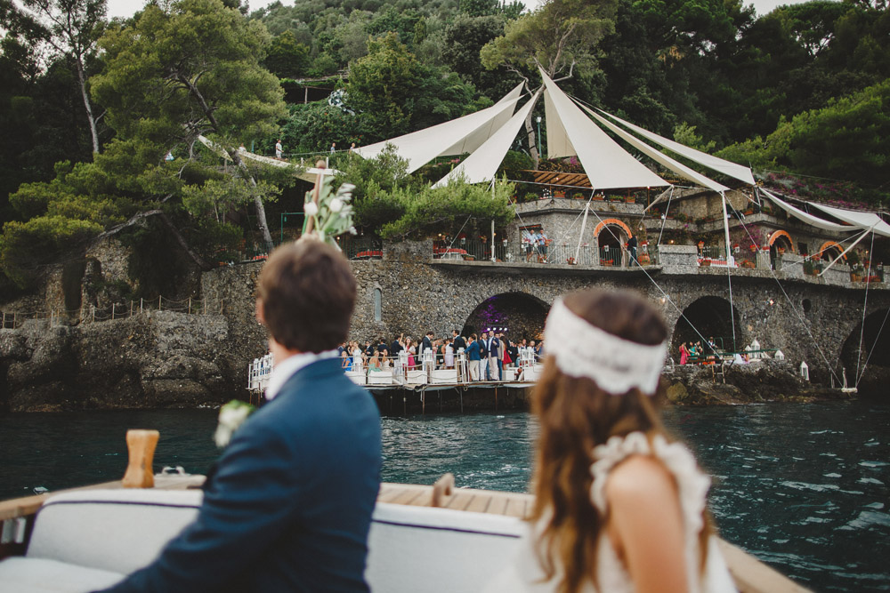 PORTOFINO WEDDING PHOTOGRAPHER