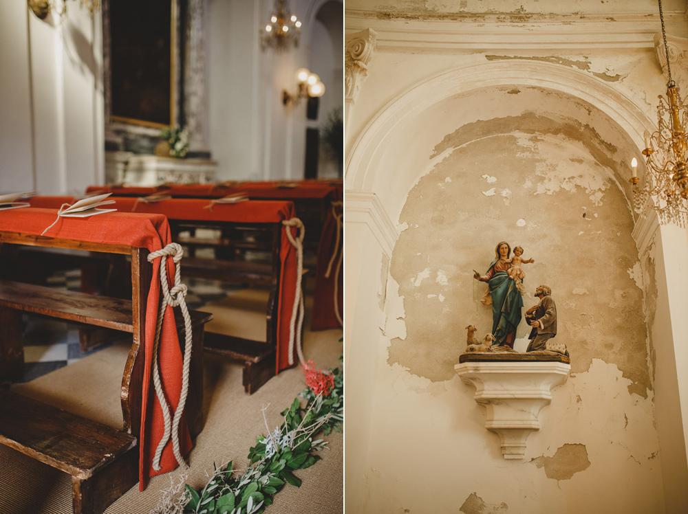 San Giorgio church, Portofino.
