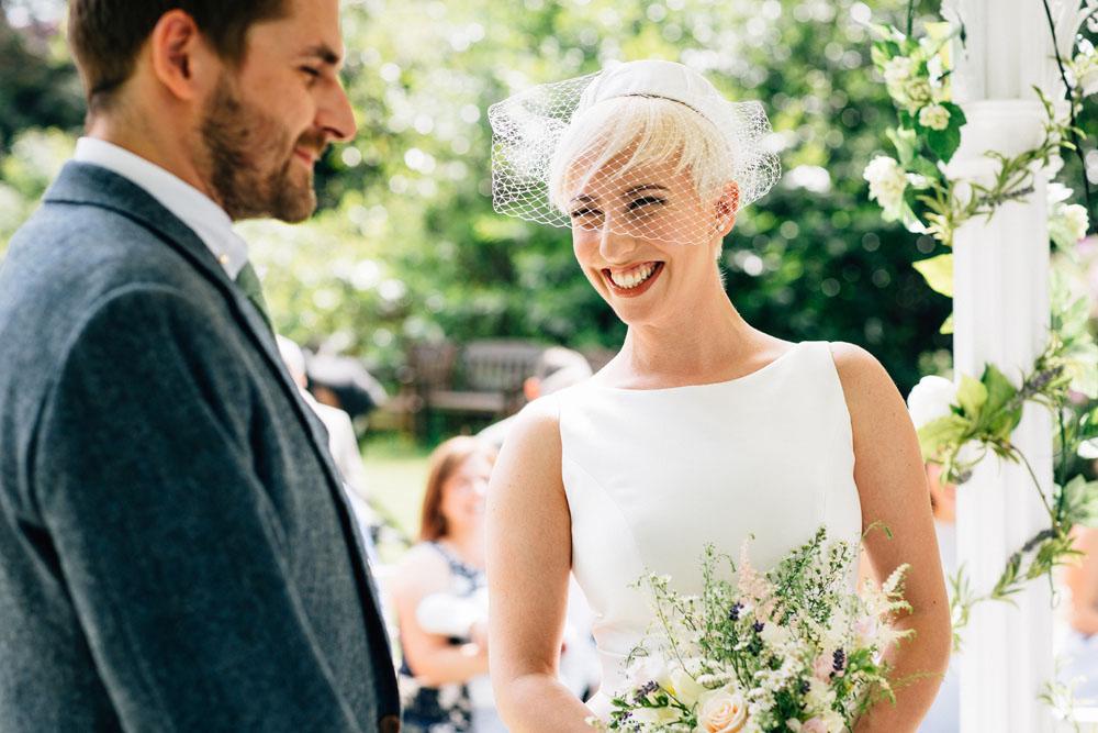 Storrs Hall Hotel Wedding