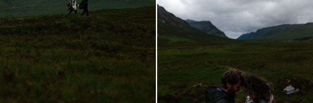 Glencoe Engagement Session | Scotland
