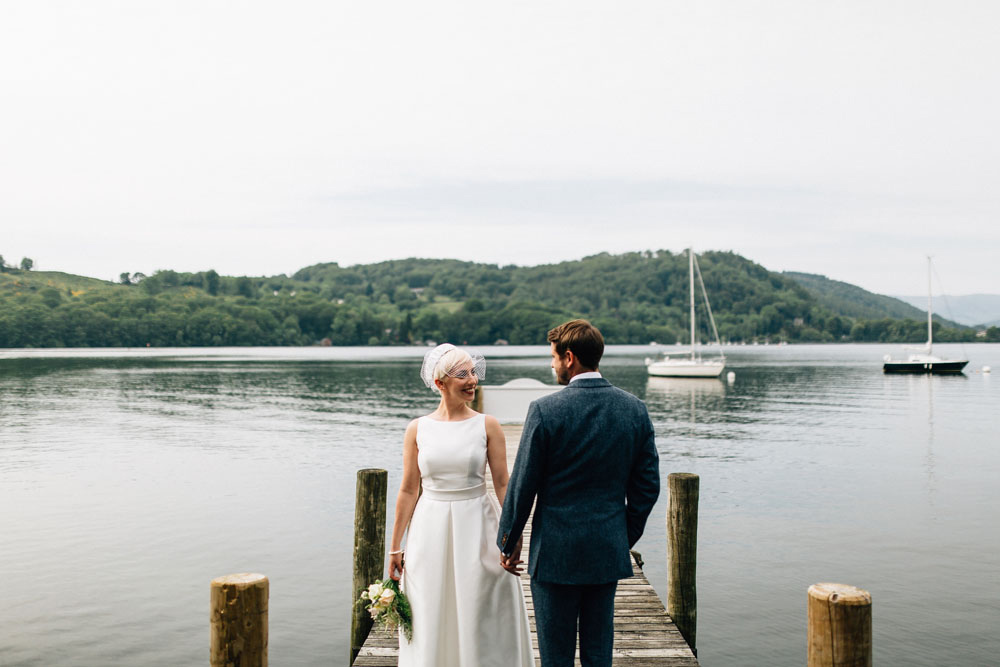 Lake windermere wedding
