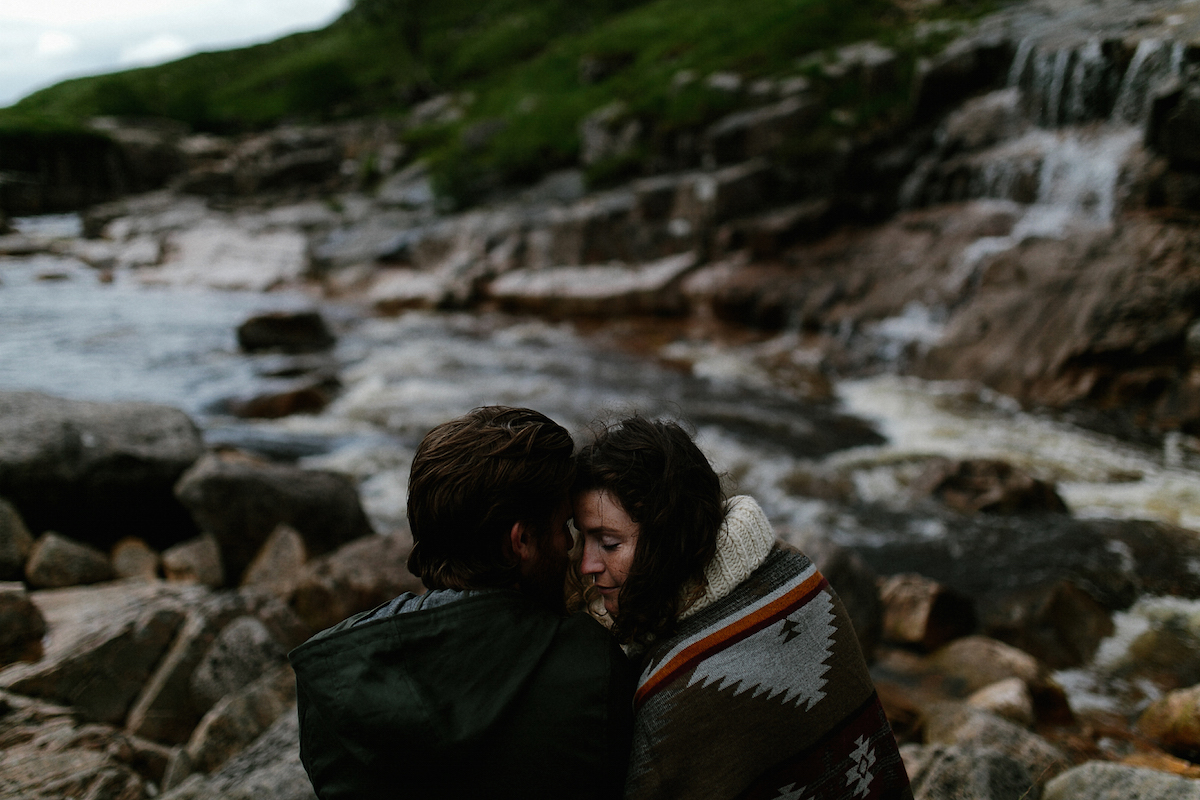 Isle Of Syke Elopement Photographer