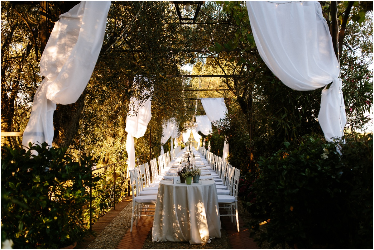 La Melasecca wedding