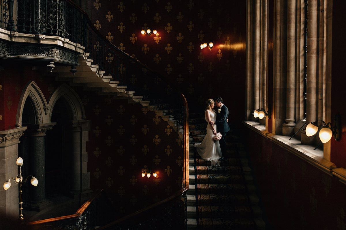 St Pancras Wedding
