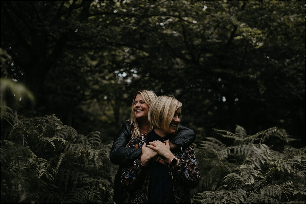 Dunham Massey Engagement session ~ Rosey & Vicky