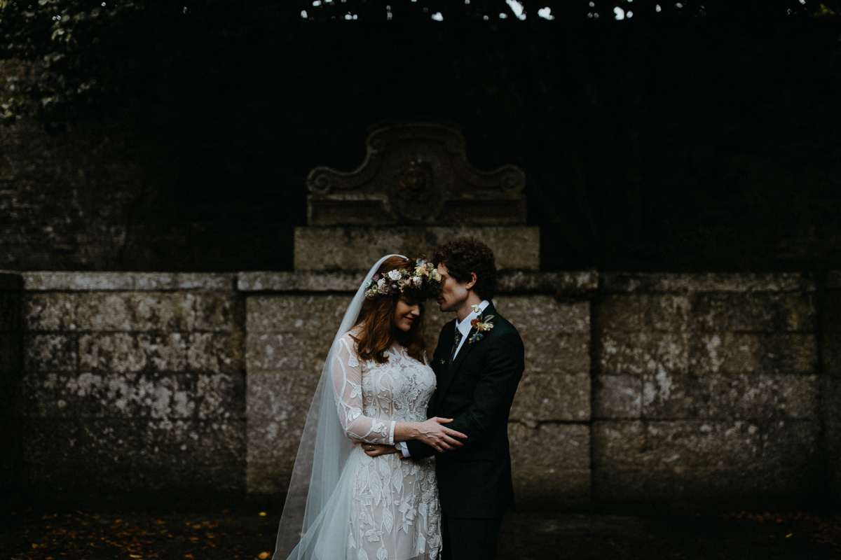 Boconnoc House Wedding