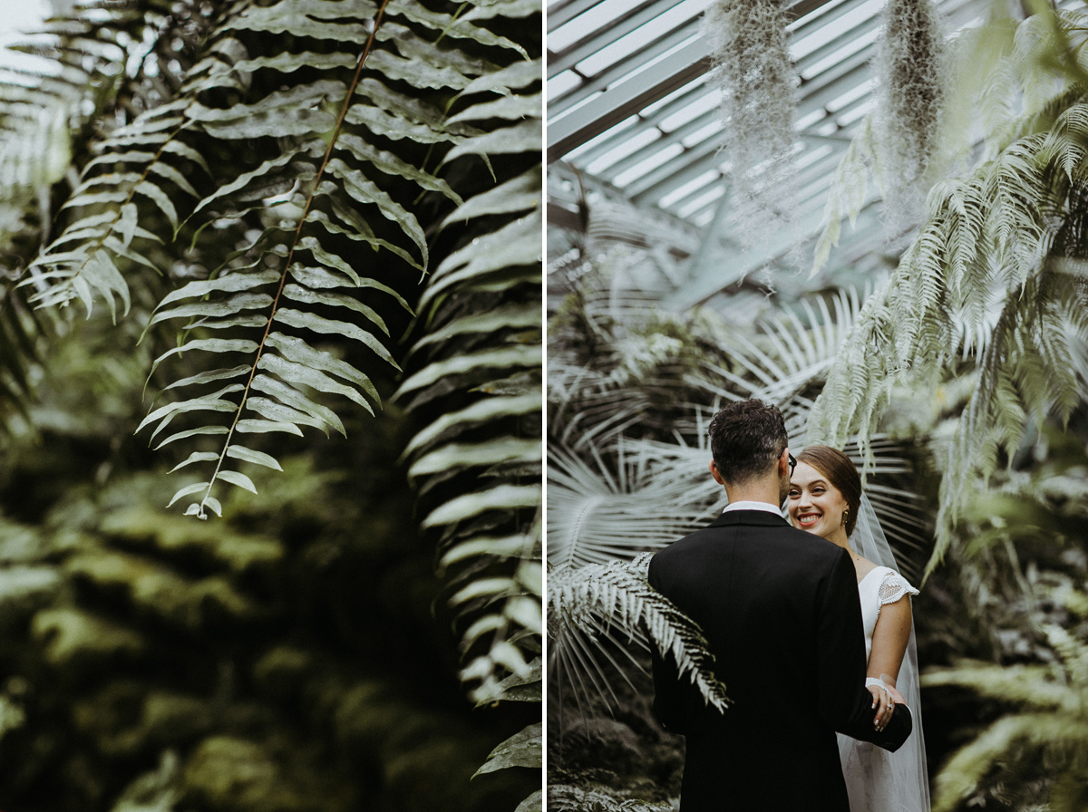 Garfield Park Conservatory Wedding