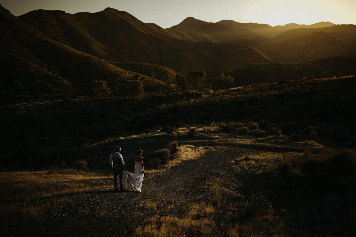 Cortijo Rosa Blanca Wedding