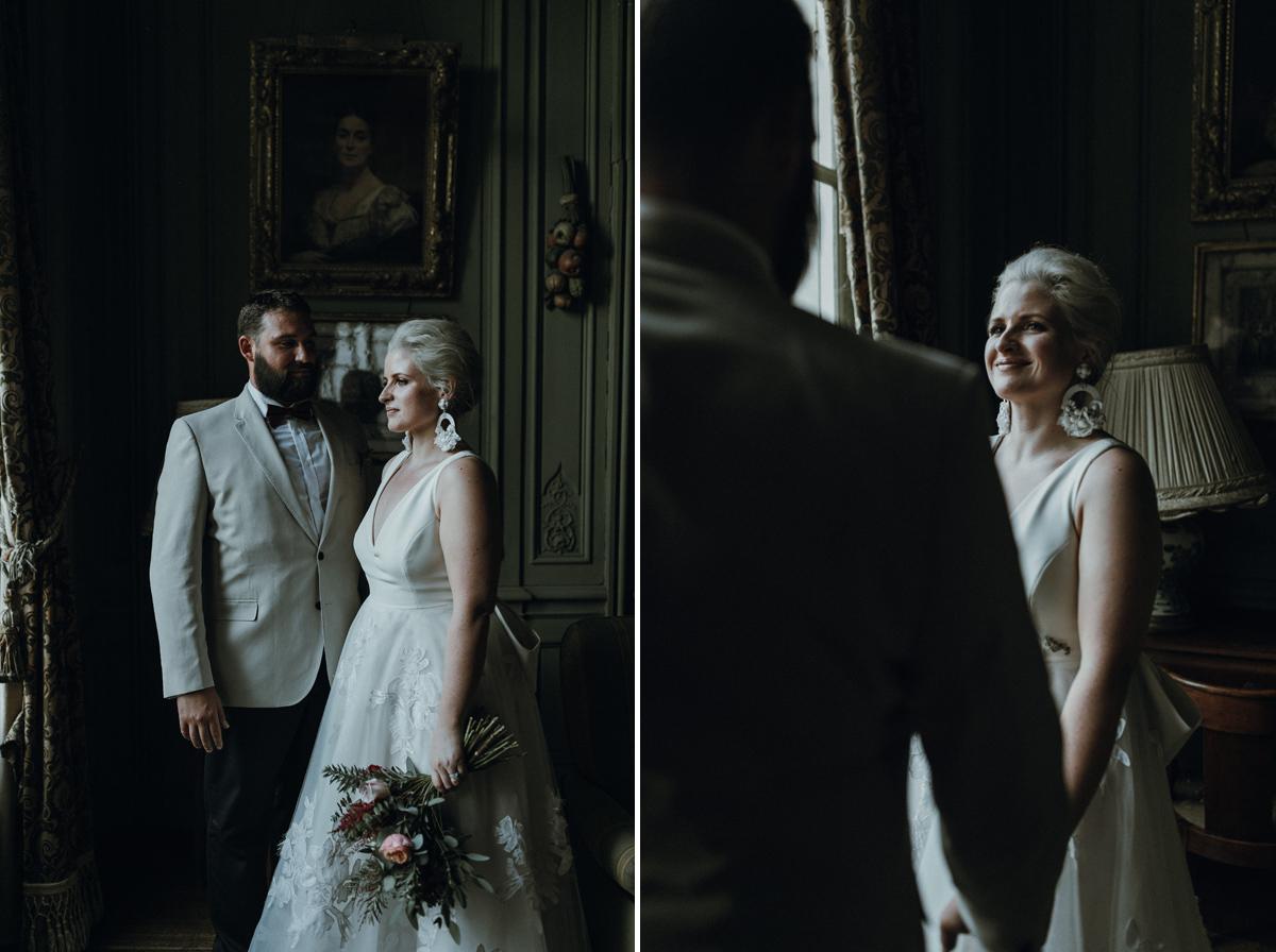 Chateau D'Arcangues Wedding
