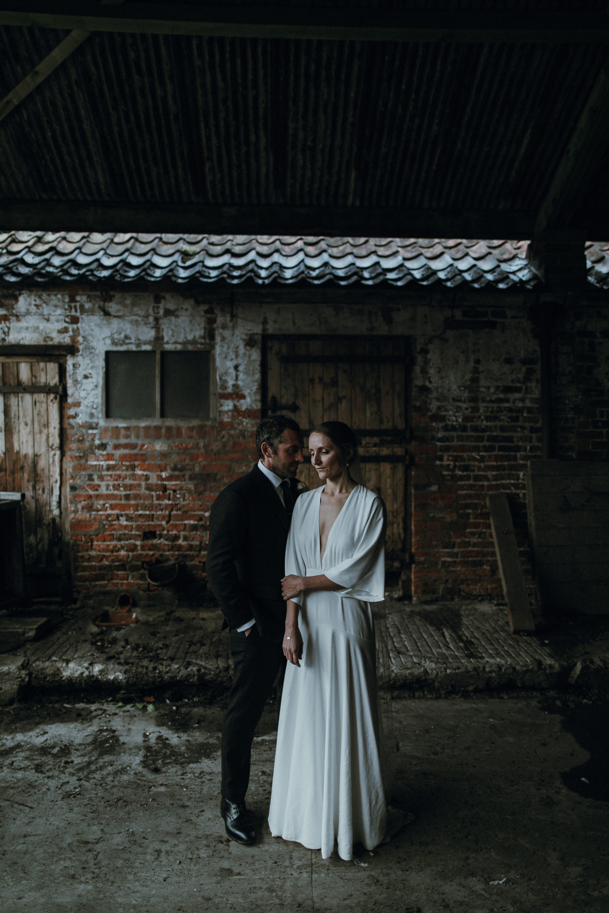 Woolas Barn Wedding